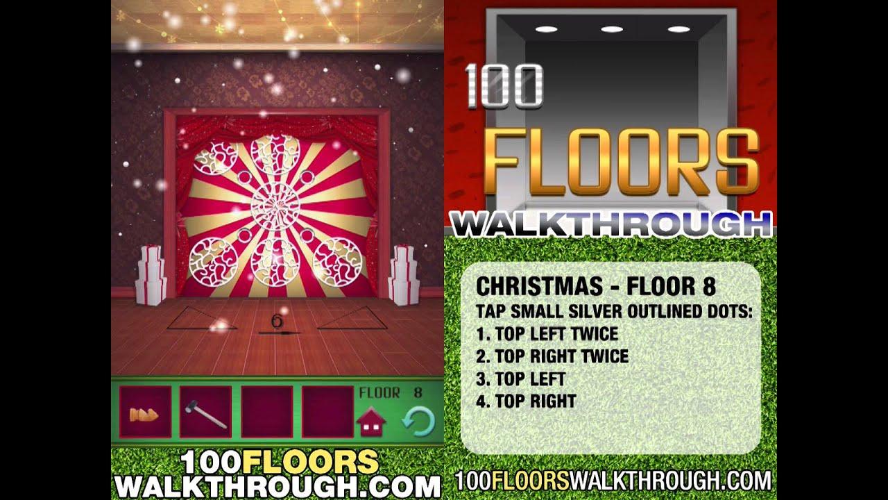 100 Floors Christmas Floor 8 | Seasons Tower Christmas Special ...