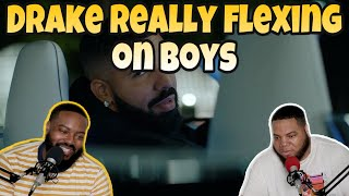 Drake - Laugh Now Cry Later (Official Music Video) ft. Lil Durk (Reaction)