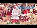 Christmas decor 2019 • WALMART • Christmas Ornaments PART ONE