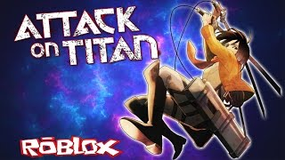 HAPPY NEW YEARS! | Attack On Titan Downfall! | ROBLOX | iBeMaine