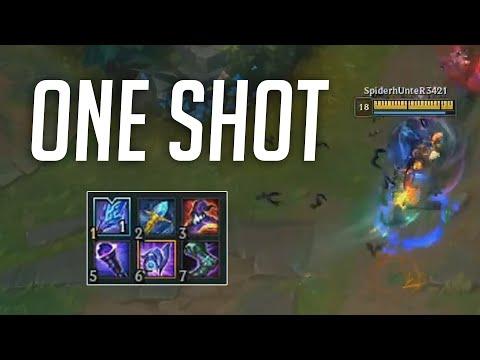 One Shot Brand Build