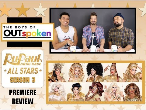 OUTspoken: RPDR All Stars S3 Episode 1 REVIEW