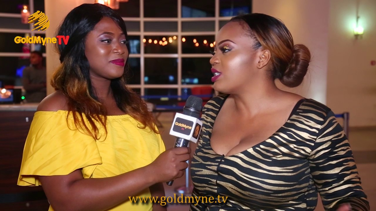 Download NOLLYWOOD PRODUCER, CHINNEY LOVE EZE, SCREENS HER FIRST MOVIE, 'HIRE A MAN'
