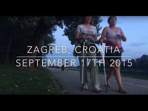 Interrailing Day 35 - Zagreb, Croatia - SPLIT!