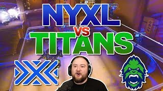 NYXL vs Vancouver Titans - Live Commentary