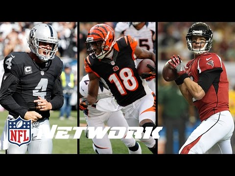 Who is the MVP Through Midseason? | 2016 Midseason Awards | Good Morning Football | NFL Network