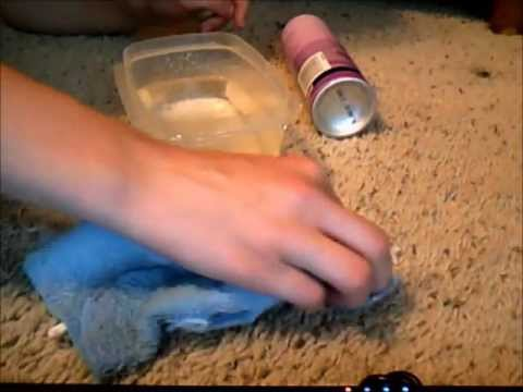 The Best Ways to Remove Nasty Makeup Stains From Your Carpet. Immediate Results
