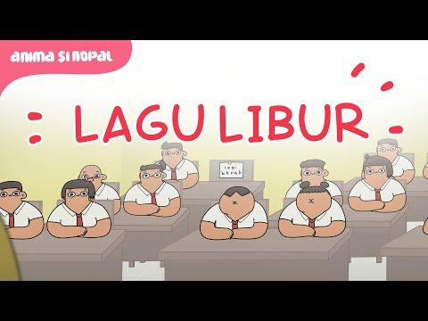 Image of Kartun Lucu - Lagu Libur Sekolah!!!