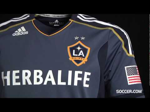 competitive price e250f ec46d adidas LA Galaxy Authentic Away Jersey 10/11