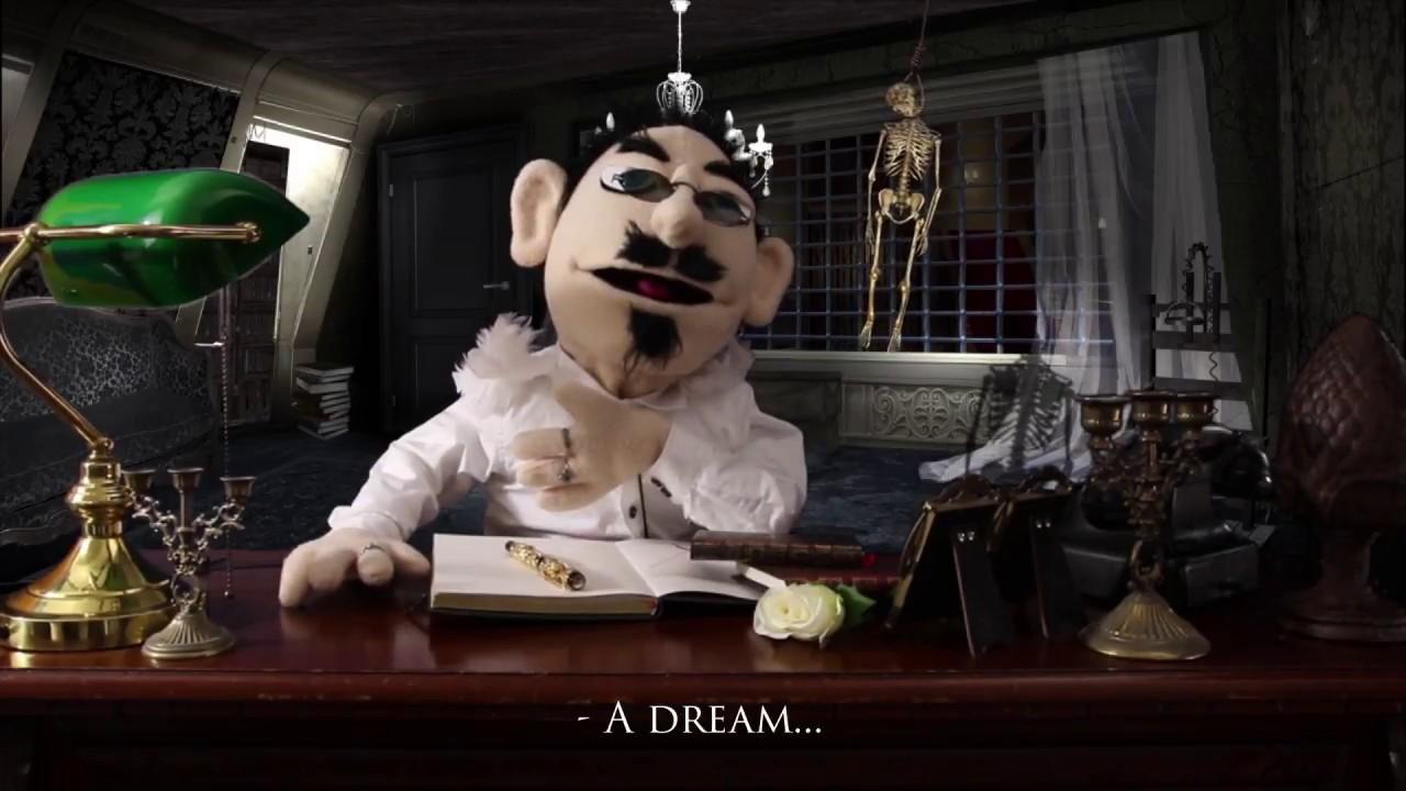 Puppetshow Greys Asylum With Subtitle English Youtube