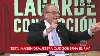 26-09-2018 - Carlos Heller en C5N - M1 con Sylvestre - El acuerdo con el FMI es pérdida de soberanía