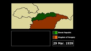 [Wars] The Slovak-Hungarian War: Every Day