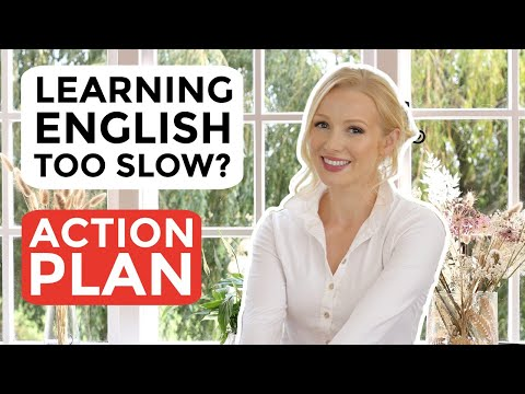 Improve your English in 7 Days - ACTION PLAN