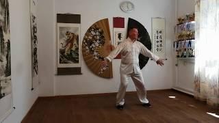 Цигун ''Даоинь Яншен Гун'' для ''Оздоровления Печени и нормализации работы Желчного пузыря''.