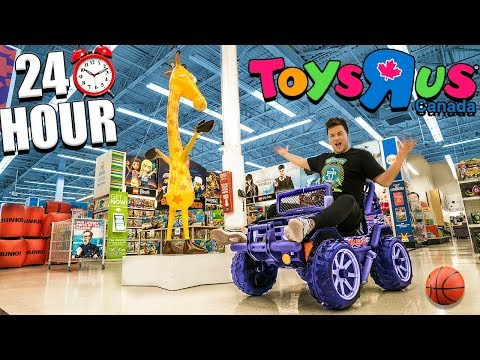 24-hour-challenge-at-toys-r-us!-sleepover-with-toys,-cars,-&-more-(part-1)
