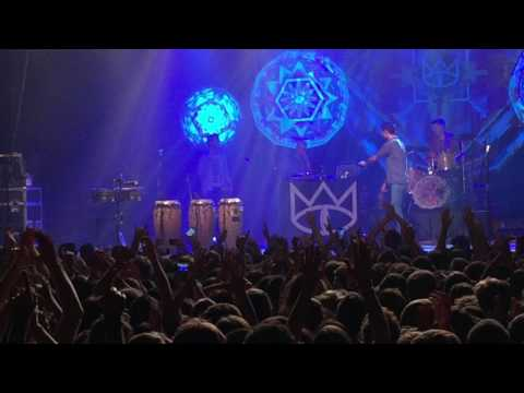 The Cat Empire  Like A Drum + The Chariot Razzmatazz, Barcelona November 17, 2016