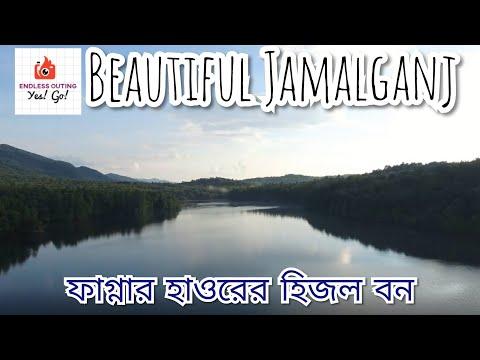 Beautiful Jamalganj| The Most Beautiful tourism place Swamp Forest in Jamalganj Upazila
