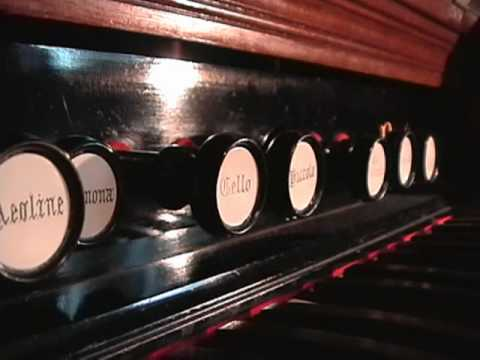Reeding 101 - Chapter 2 - Pointers for the Reed Organ