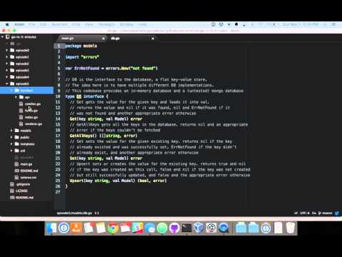 Building Full Stack Web Applications in Go (Episode 5)