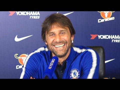 Antonio Conte Full Pre-Match Press Conference - Chelsea v Burnley - Premier League