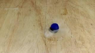 Membuat Gasing Sederhana dari Tutup Botol