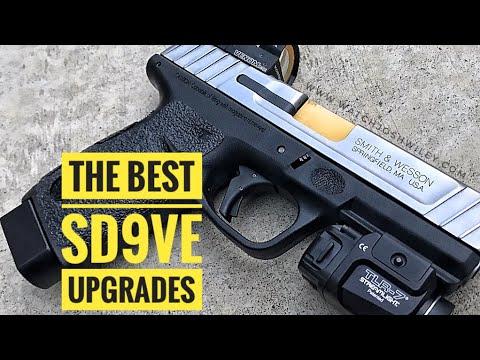 Ranking The Best S&W SD9VE Upgrades
