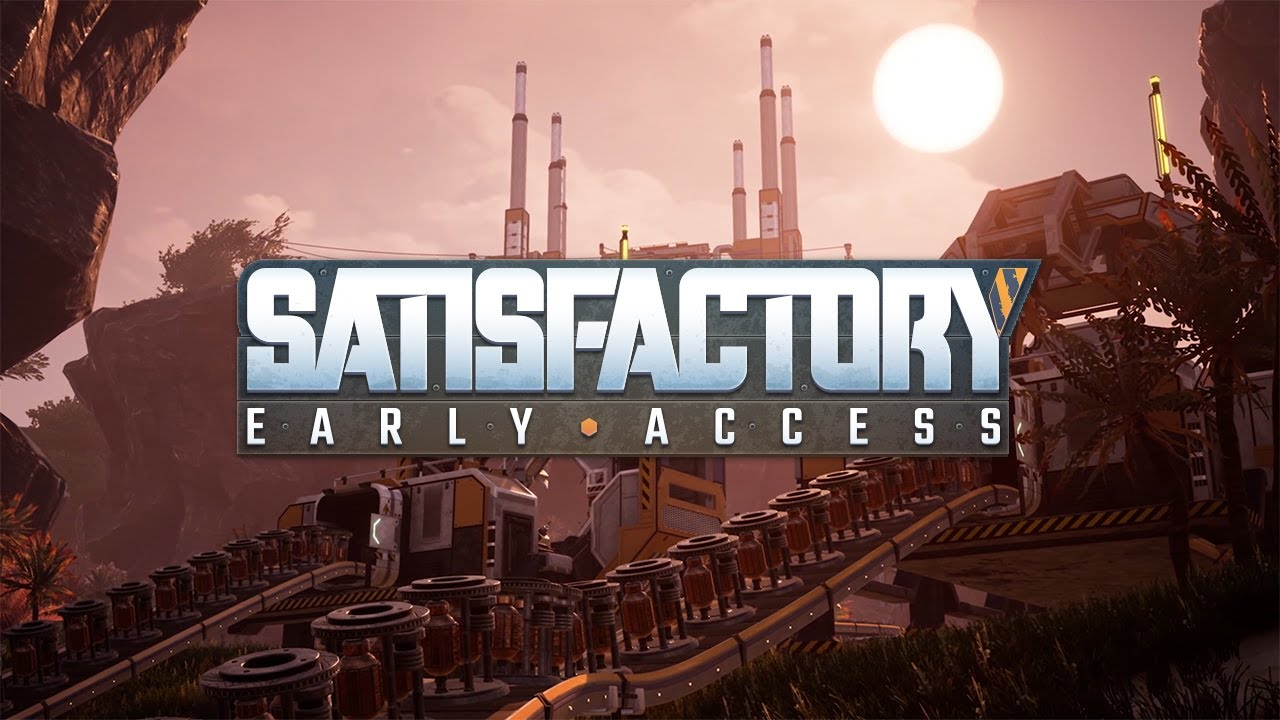 Separating The Factorio From The Satisfactory [Early Access