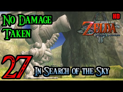 Zelda Twilight Princess Wii 100% Walkthrough 1080p HD Part 27 - In Search Of The Sky Temple - Canon