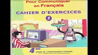 تحميل دفتر التمارين الرائع في اللغة الفرنسية للمبتدئين (تمارين رائعة للإنجاز)