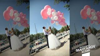 Aleksandr and Darya, wedding clip