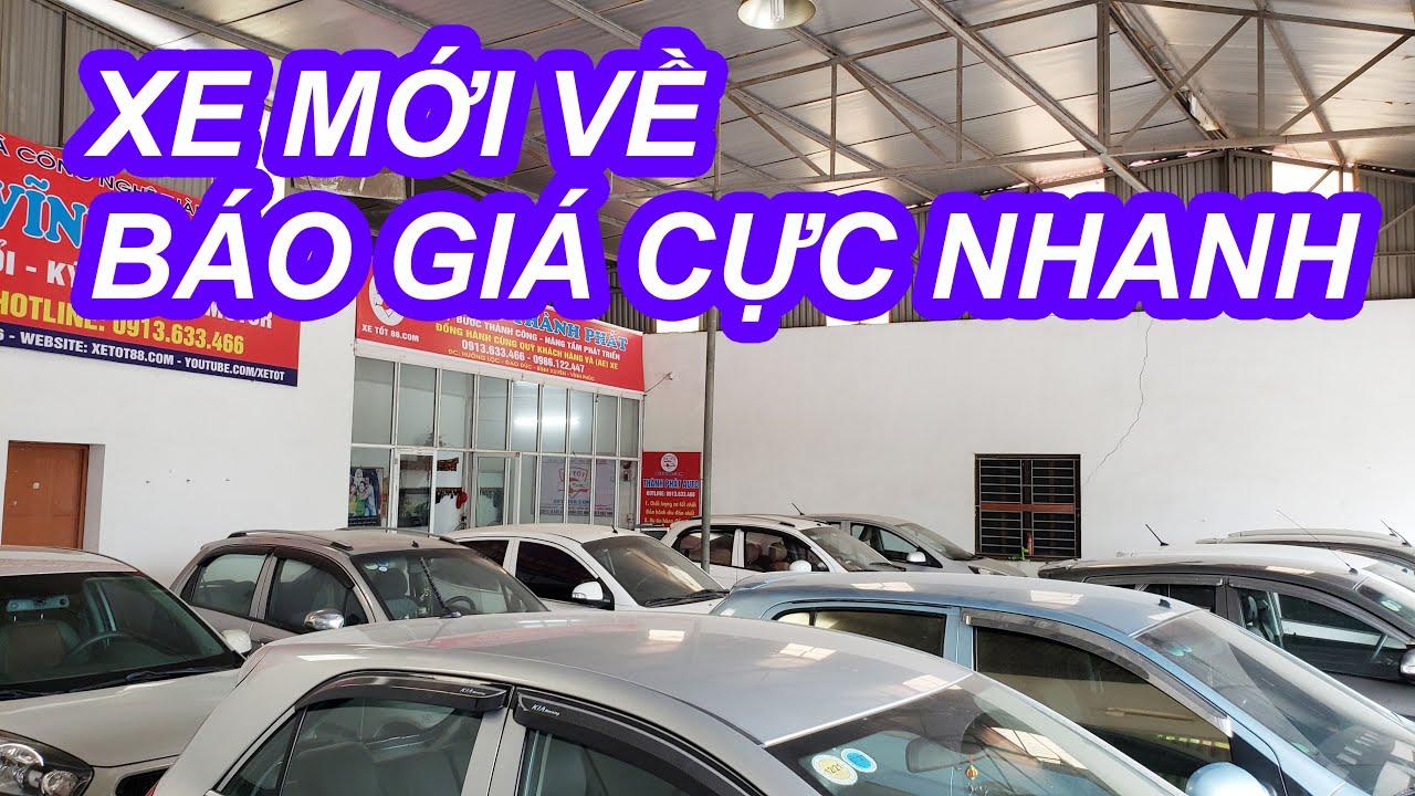 Tháng 7 và những mẫu xe cực HOT mới về ngập kín bãi kèm theo giá rẻ cực shock