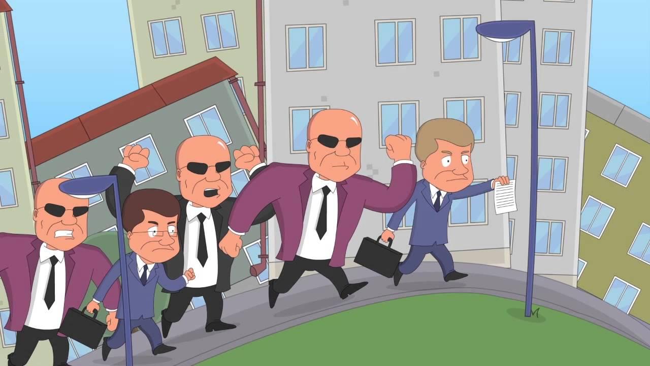 """Защита от """"кредитного террора"""". Юридический отряд ЩИТ"""
