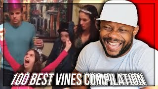 100 Best Vines from 100 Best Viners Compilation - Top 100 Vines March 2016 REACTION!!!