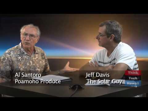 Al Santoro of Poamoho Organic Produce On Hawaii's New Agriculture