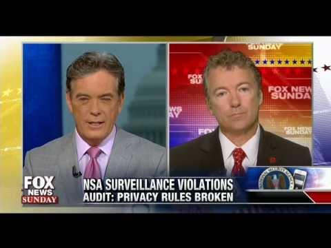 Rand Paul: President Obama Fundamentally Misunderstands Constitutional Separation of Powers