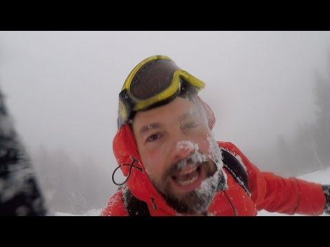 На горе Захар Беркут Славское  - один день горнолыжного курорта в Карпатах. Отзыв/обзор