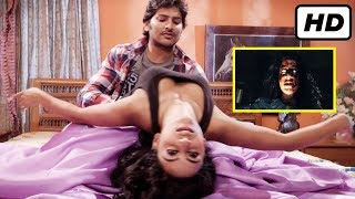Telugu Super Hit Movie Intresting Movie Scene    Calling Bell    Telugu Horror Movie    TMT