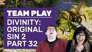 Let's Play Divinity Original Sin 2 | Part 32: Shadow Over Driftwood