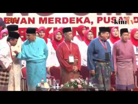 PAU 2015: Adakah mulut ahli Umno ditutup rapat?