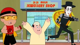 Mighty Raju - The Most Wanted Thief | Funny Kids Videos | Fun Cartoon for Kids