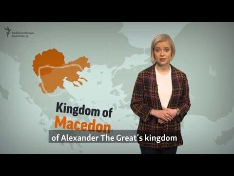 Understanding The Macedonia Name Dispute