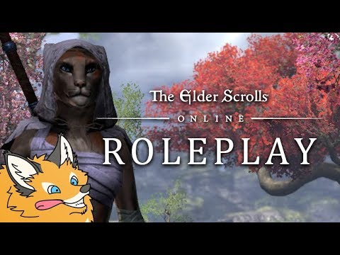 ESO Custom Story Roleplay Challenge - The Dragonborn Werewolf EP1 - Elder Scrolls Online