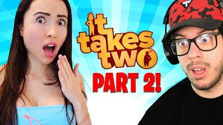 We're BREAKING UP?!! (It Takes Two, Part 2)