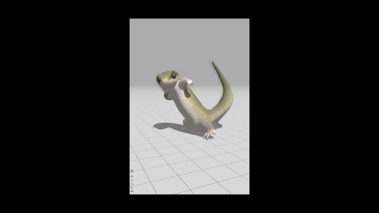 Funny Dancing Lizard Youtube When your pokemon s hp is low in gen 5. youtube