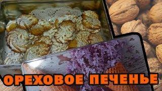 Ореховое печенье. РЕЦЕПТ  ОТ МАСТЕРА! / Nut Cookie Recipe