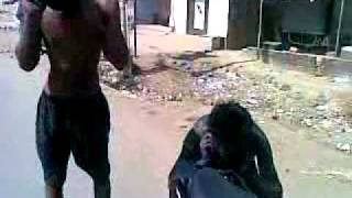 Guys Caught Nude (Holi Masti)
