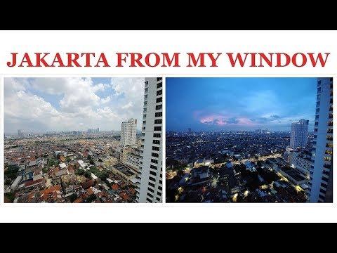MY LIVING home travel Indonesia Jakarta city 2018