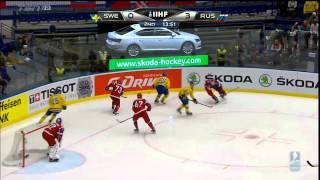 IIHF 2015 World Championship (Quarter Final) Sweden vs. Russia