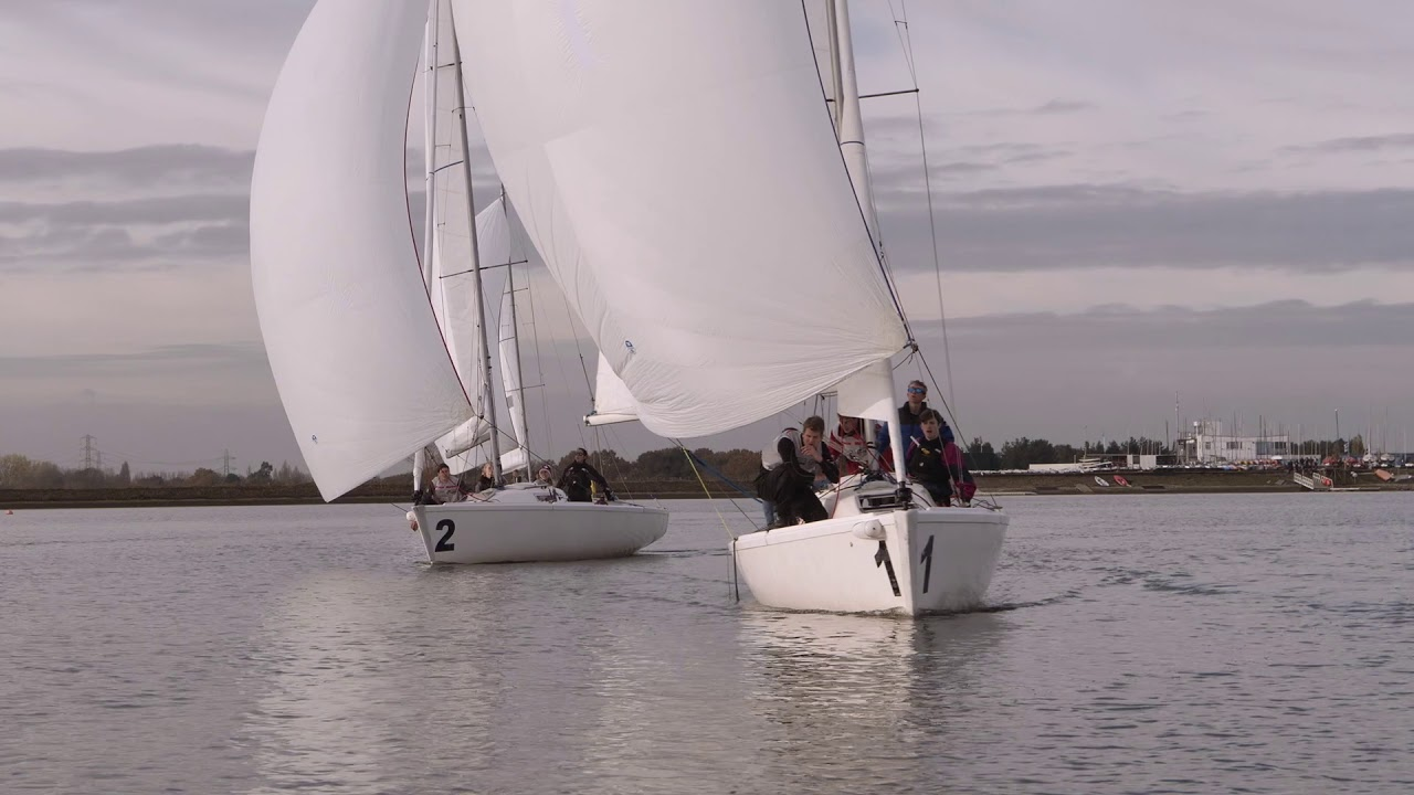 RYA Match Racing Grand Final 2019