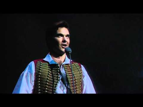 Les Mis 10th Anniversary D1P15: Michael Maguire sings Red & Black